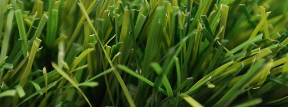 How to make a football field out of artificial grass