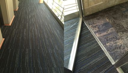 How to install carpet tiles: tips
