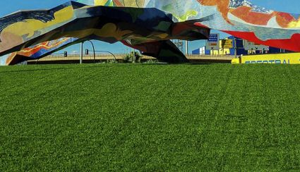 Advantages of installing artificial turf for civil works
