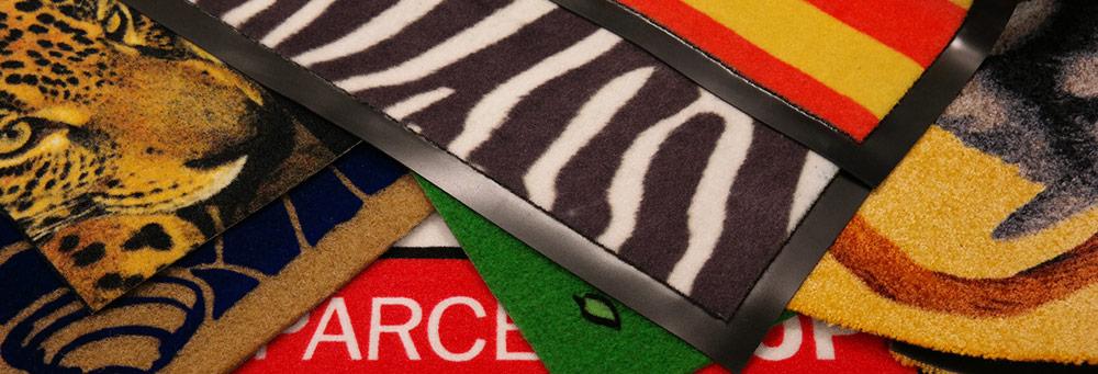 customizable doormats