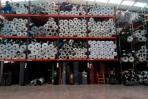 Racks à bobines de 4 mètres