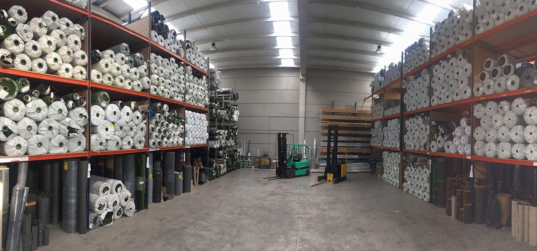 4 meter wide rolls area