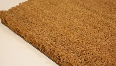 Tapis d'entrée fibre de coco 28mm