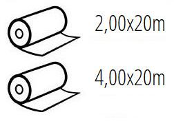medidas de rollos de cesped artificial