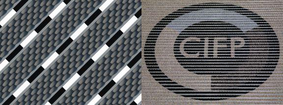 REXMAT aluminium entrance mats