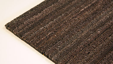 Carpet tile entrance mat range